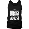 The Kings Are Born In August Gift T-Shirts