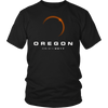 Oregon Eclipse Tshirts - Oregon Total Solar Eclipse 2017