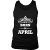Legends Are Born In April T-Shirt birthday gifts