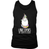 Unicorns are Born in October T-Shirt Dabbing Dance Gift Tee