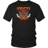 Viking Legends are Born in January Birthday T-shirt