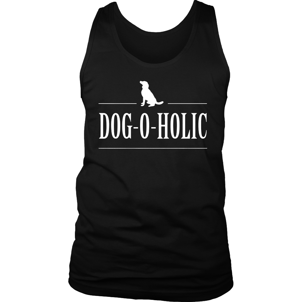 Are you a certified dog-o-holic? t-shirt
