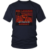 BBQ Legends are Born in August Grill T-shirt