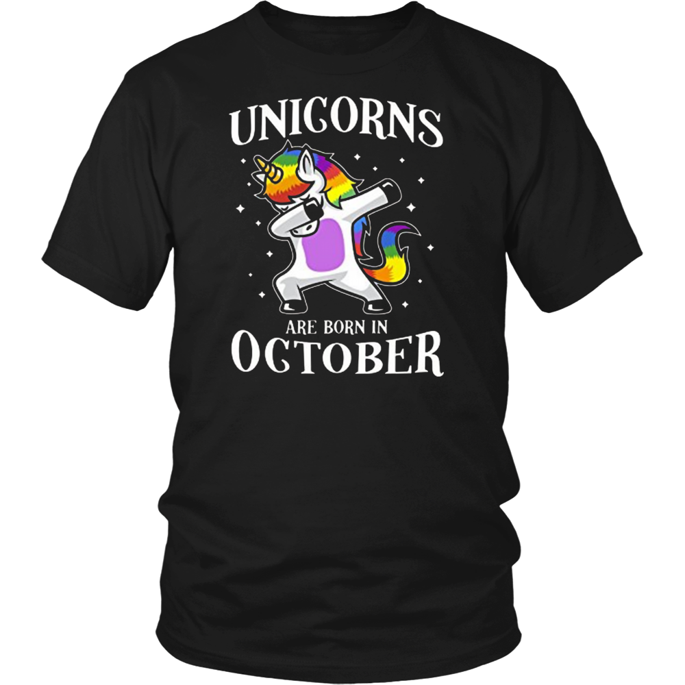 Coolest Unicorn Was Born In October