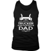 Trucker - The ones that matter call me dad T Shirt