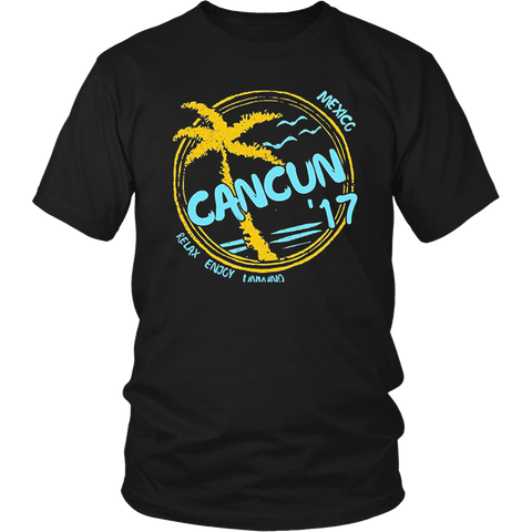 Cancun, Mexico - Beach Cancun T-Shirt