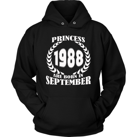 PRINCESSES IN 1988 ARE BORN IN SEPTEMBER
