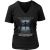The Devil - born in December - the storm - T-shirt month