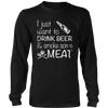 DRINK BEER AND SMOKE SOME MEAT! T-Shirt