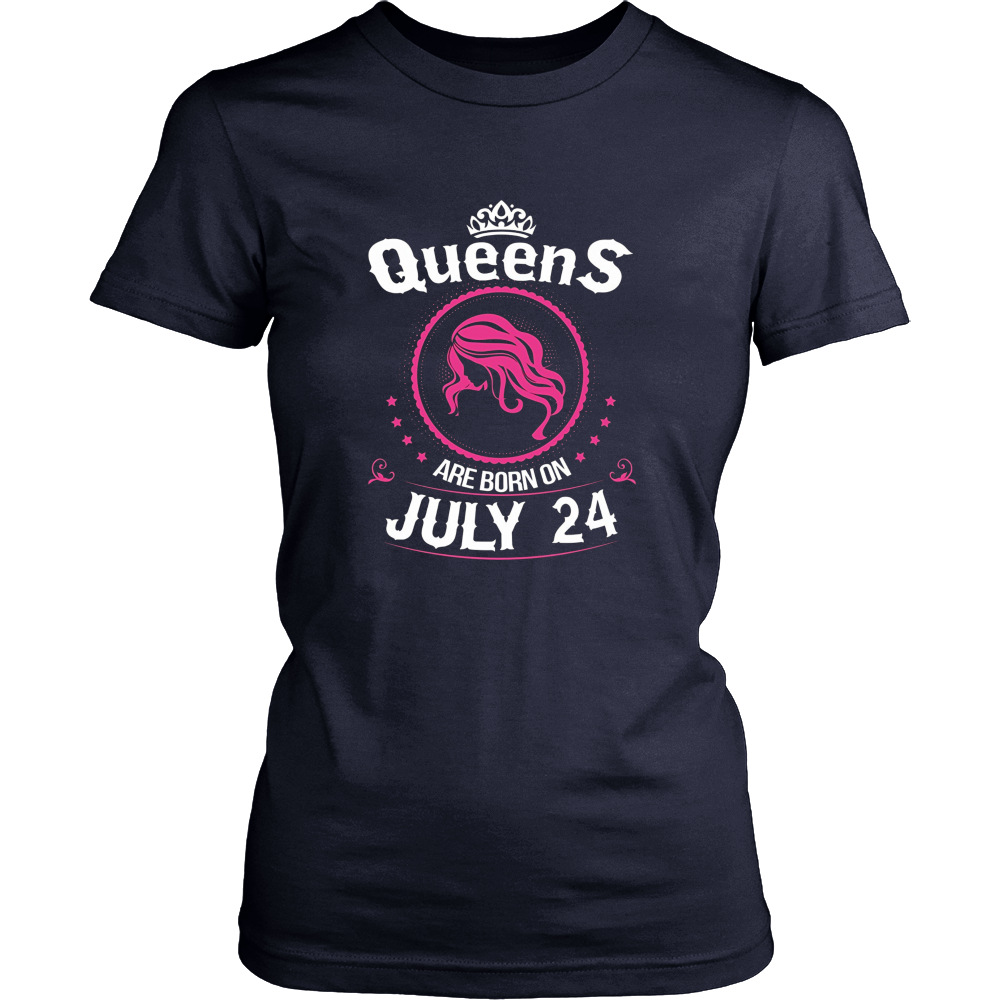 Queens Are Born On July 24 Birthday