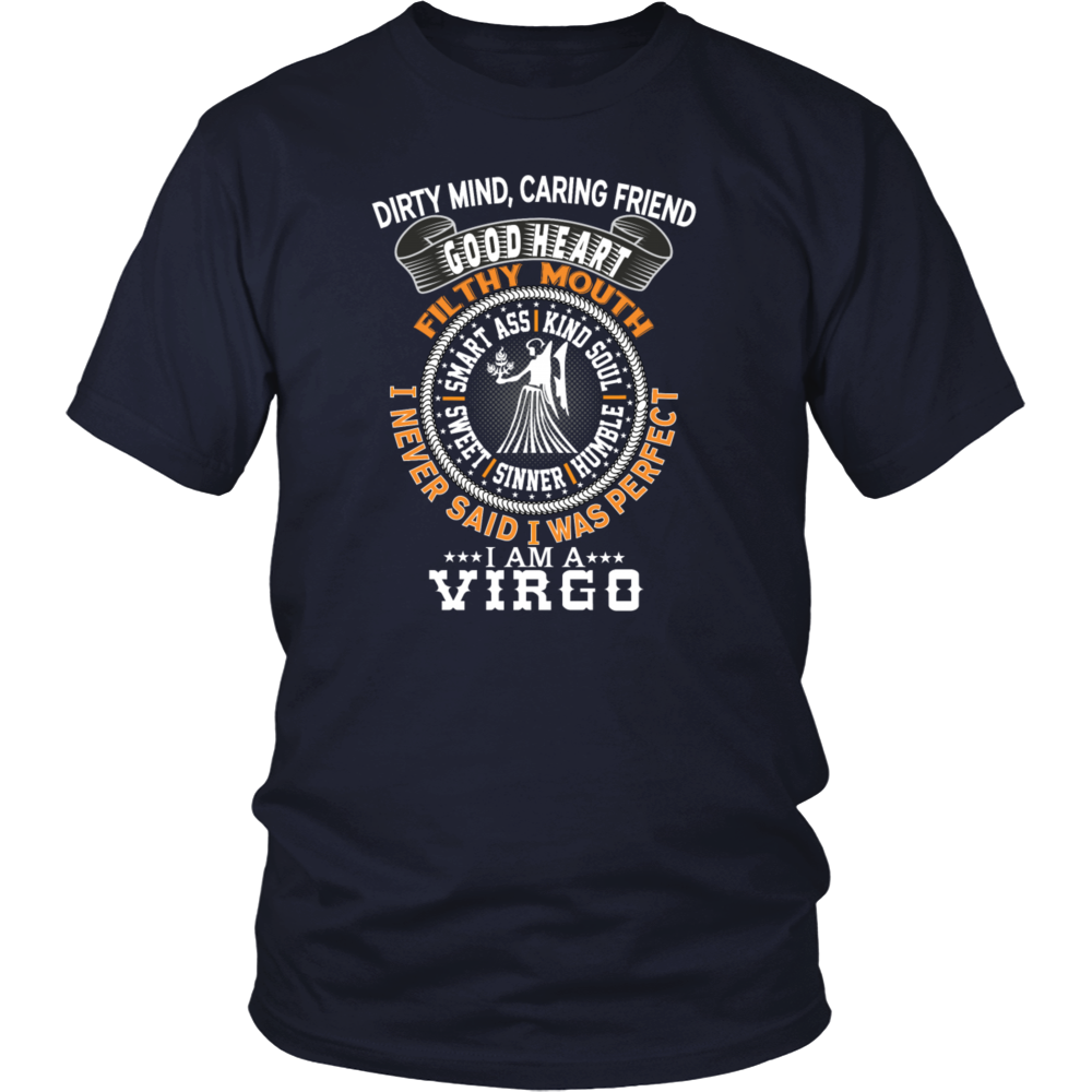 I AM A VIRGO T-SHIRT