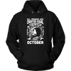 THE BEST BORN IN OCTOBER T-SHIRT