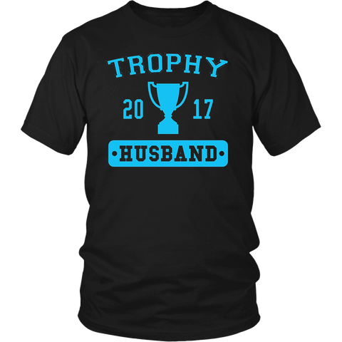 Men's Trophy Husband Funny Father's Day Gift T-Shirt