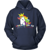 Unicorn Queens Are Born In September Birthday Gift for Girls T-Shirt Hoodie