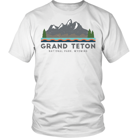 Grand Teton National Park T Shirt