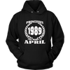 PRINCESSES 1989 ARE BORN IN APRIL TSHIRT