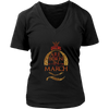Queens Are Born In March Birthday Tshirt