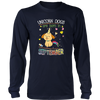 Unicorn Dogs Are Born In September Birthday Tshirt