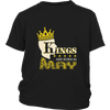 Funny T-Shirt Kings Are Born In May