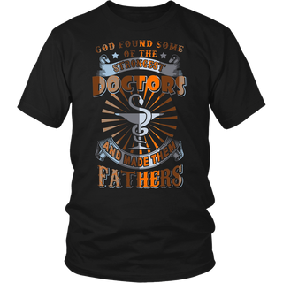 Father's Day T shirts. Funny Doctor Gifts for Men/Dad