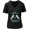 BEST UNICORNS ARE BORN IN AUGUST TSHIRT