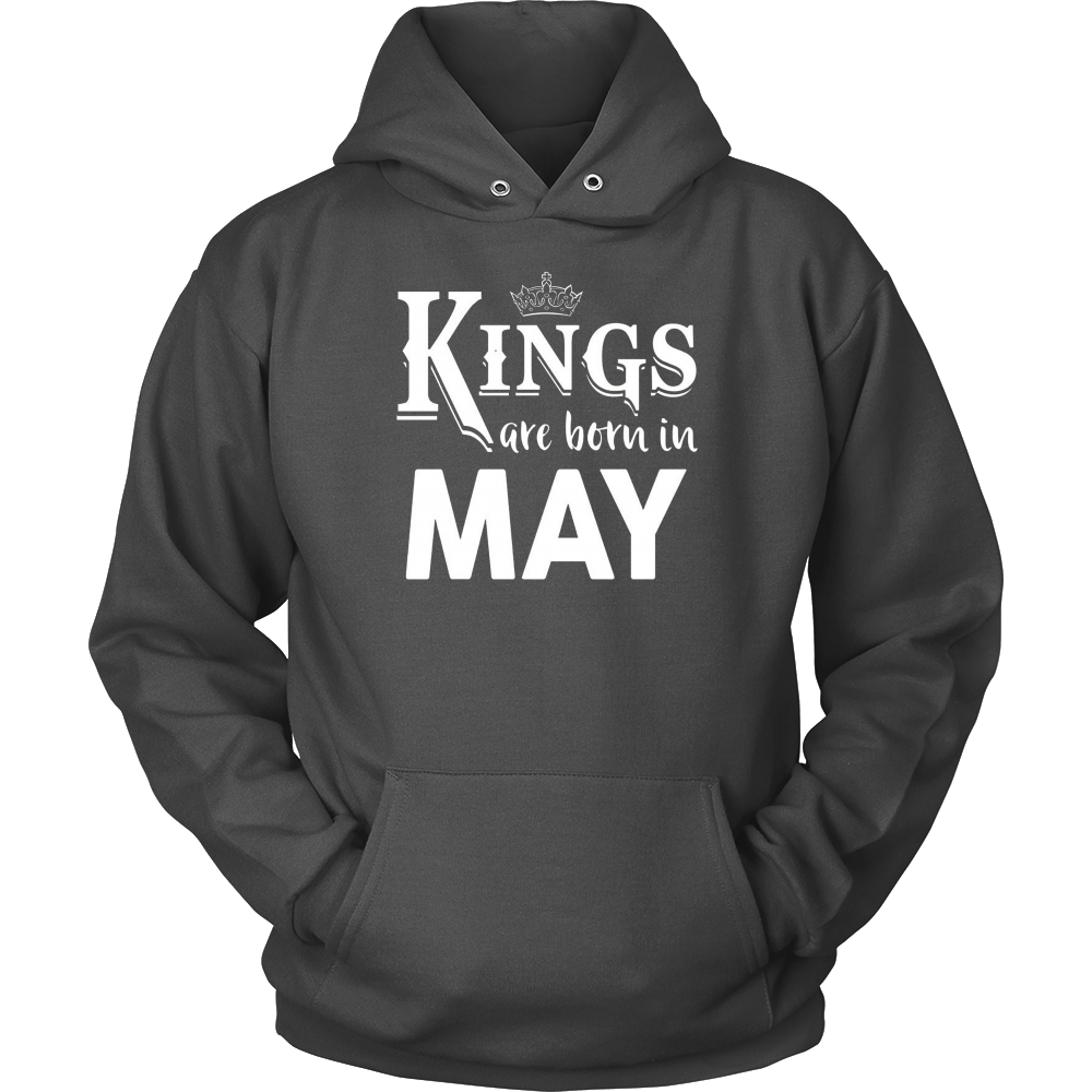 Top! Kings are born in May t shirt