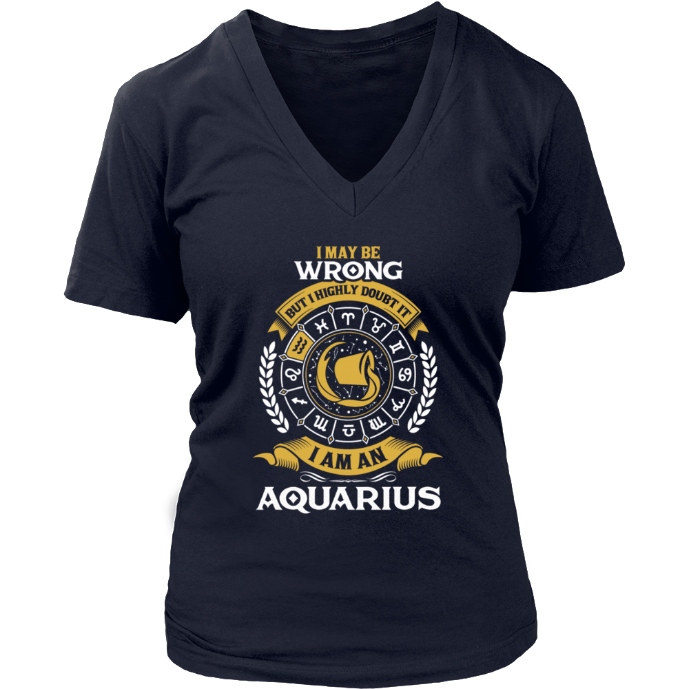 I Am An Aquarius T-Shirt