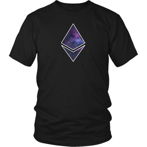 Ethereum Space Diamond | Spread the Eter - ETH love