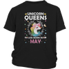 MAY UNICORN QUEENS ARE BORN IN MAY