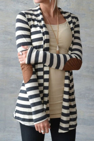 Sheinlove Long Sleeves Casual Cardigan