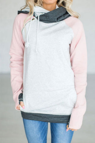 Sheinlove Stylish Long Sleeves Casual Hoodies