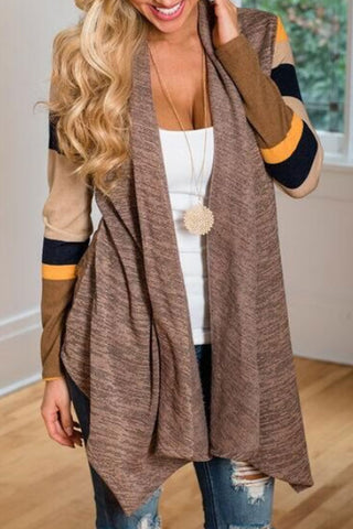 Sheinlove Long Sleeved Casual Cardigan