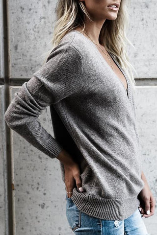 Sheinlove Loose Casual Sweater