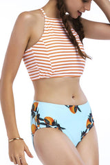 Sheinlove Just Move On Two Piece Swimwear