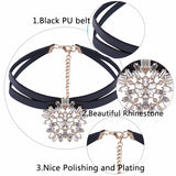 Trendy Choker Necklaces