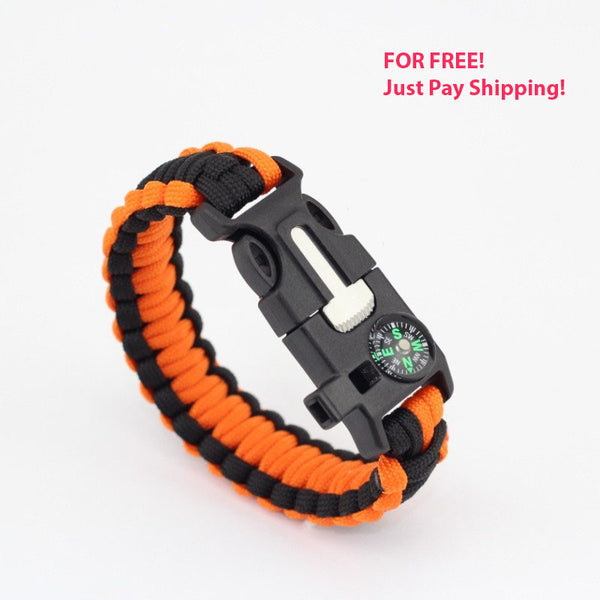 Survival Bracelet FREEE