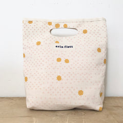 DUSTY PINK NIGHT SKY LUNCH BAG