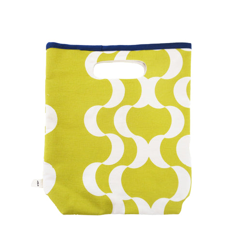 GOLDEN ROD CRESCENT MOON LUNCH BAG