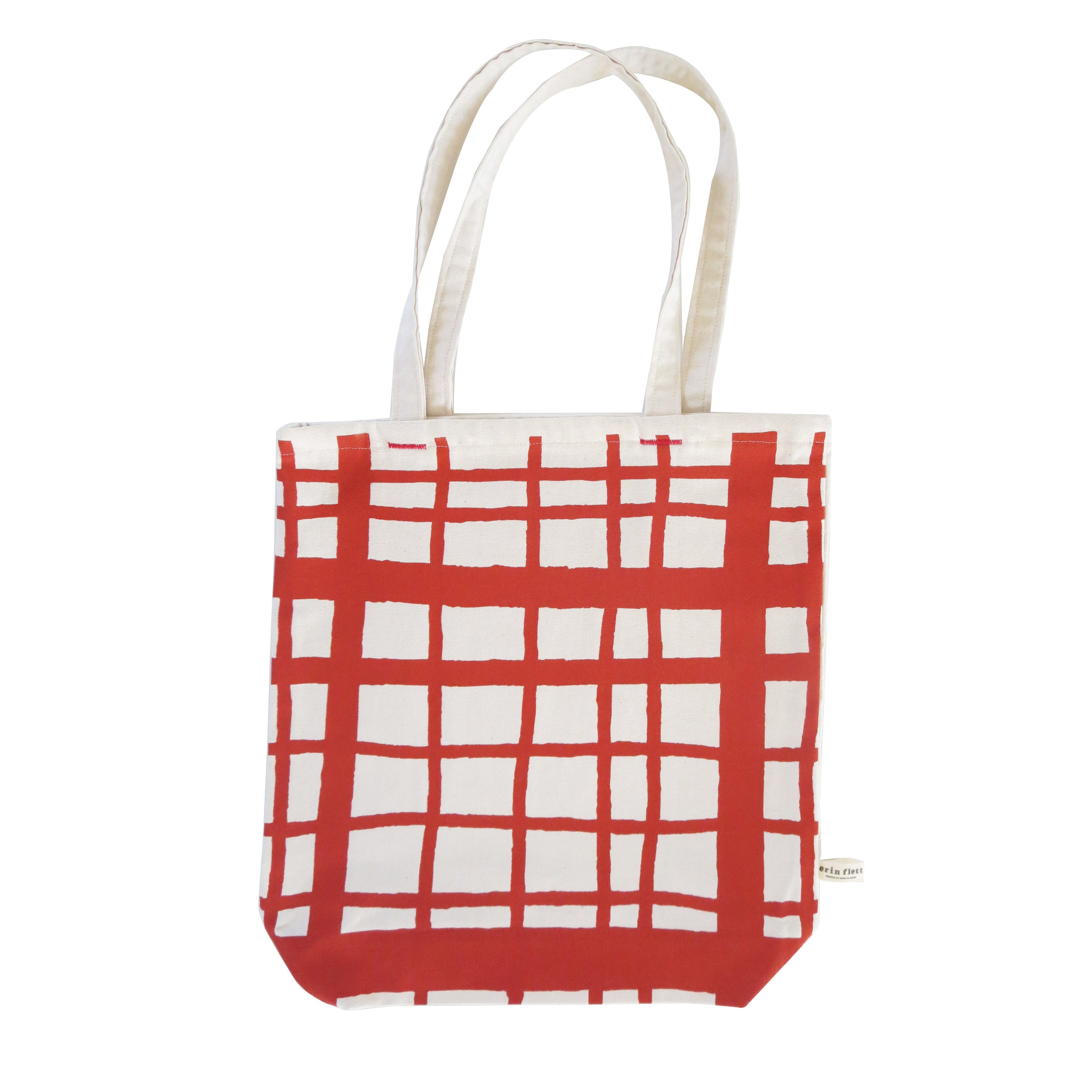 TOMATO PICNIC CARRY ALL BAG