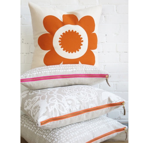 SCANDI LINEN PILLOW COVER