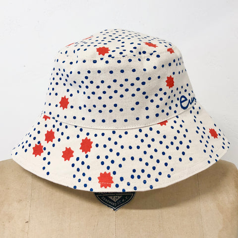 ROYAL NIGHT SKY BUCKET HAT
