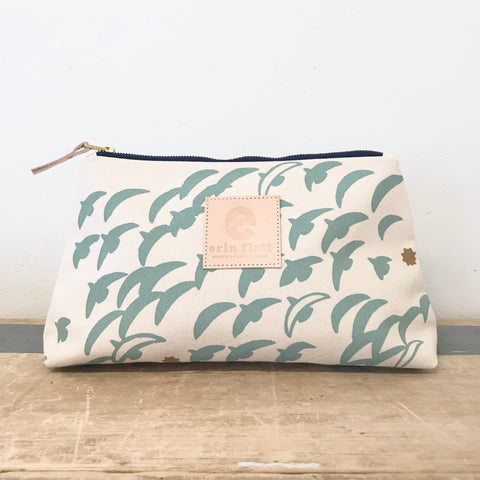 ROBINS EGG FLIGHT JEN BAG