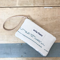SLATE RIVER WRISTLET ZIPPER BAG