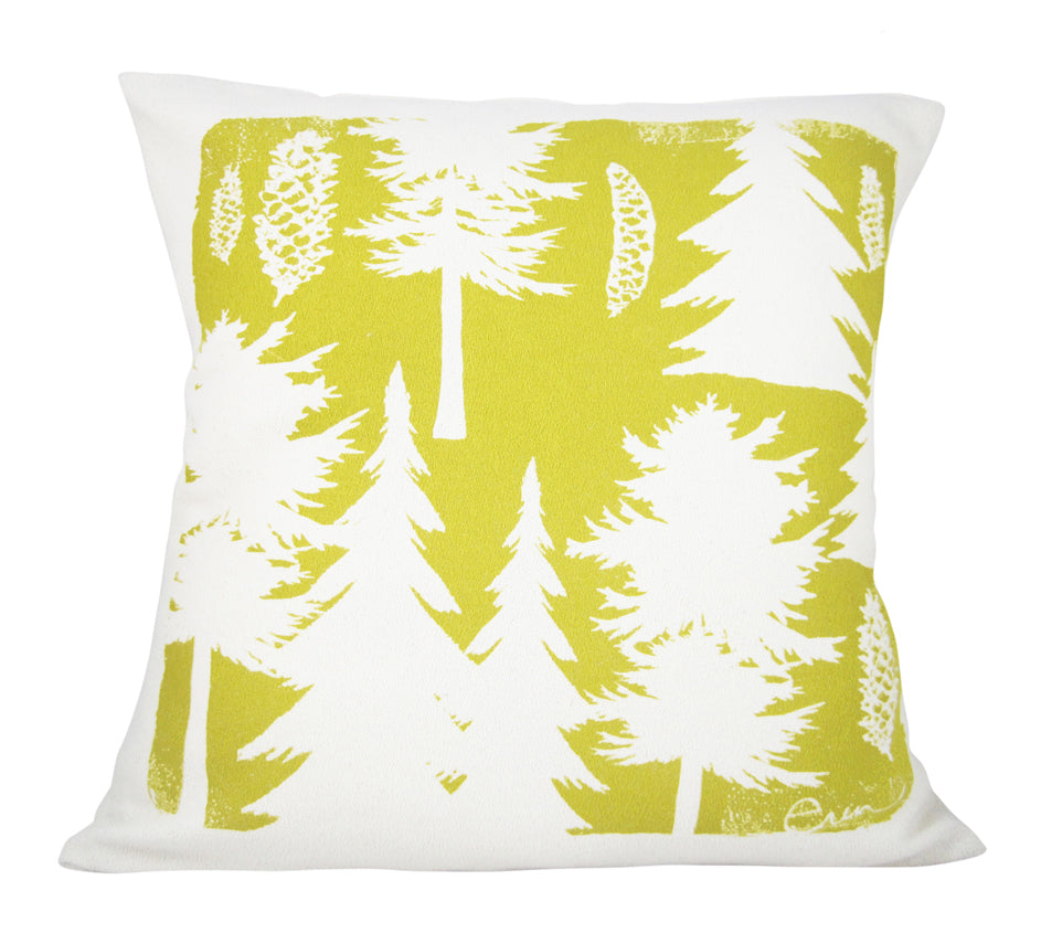 LEMON ASHLEY PINE PILLOW