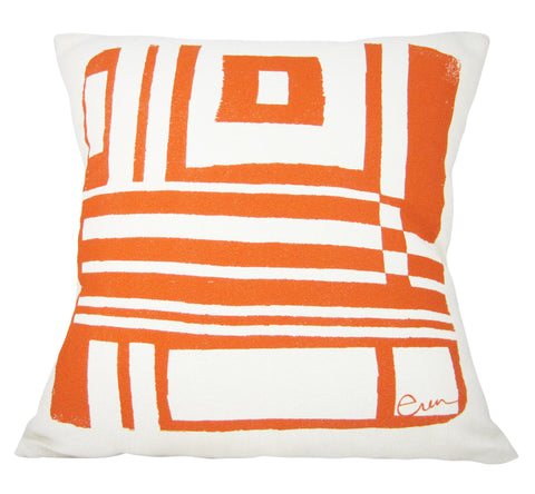 BOLD GEO PILLOW COVER