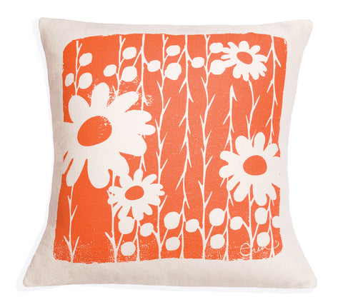 DAISY THORN PILLOW COVER
