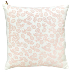 Erin Flett Blush Wallflower Pillow