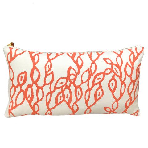 Erin Flett Coral Pods Pillow