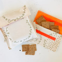 OATMEAL DANDELION SNACK BAG SET