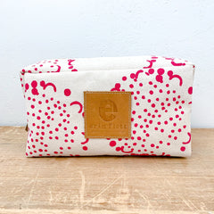 BERRY DANDELION DOPP KIT